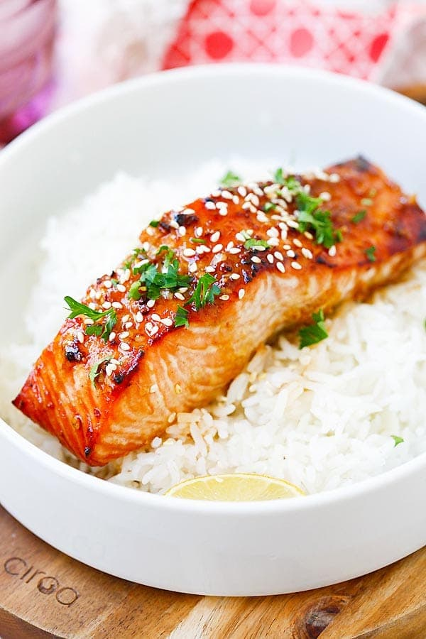 Fisk til lunsj